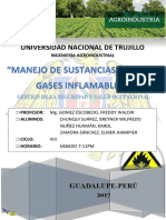Gases Inflamables