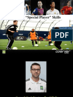 Teaching Special Player Skills