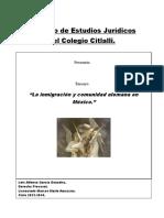 La inmigración alemana a México entre fines del siglo XIX y comienzos del siglo XX