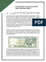 Conozcamos Las Monedas y Billetes de Nuestro Peru a Traves Del Tiempo