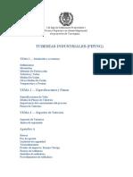 Cursillo Tuberías Industriales 2