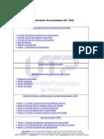Procedimientos Documentados ISO 17025
