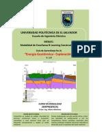 Guia de Aprendizaje No4c - Energia Geotermica - Exploracion