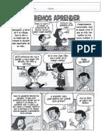 Historieta Derechoa a La Educacion