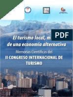 Libro Turismo Motor de Desarrollo Cochabmaba E_Richard