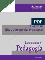 Ética y Compromiso Profesional ME