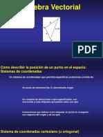 relación de vectores para estructuras