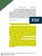 Reseña-Breve Diccionarioetimologico de La Lengua Castellana