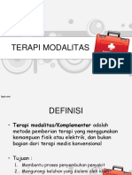 Terapi modalitas-1