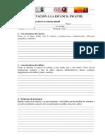 Observacion y Bitacora - Estancia Infantil