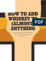 Whiskey Cookbook