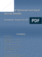 Retirement SocialSecurity
