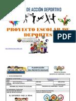 Proyecto - Deportes