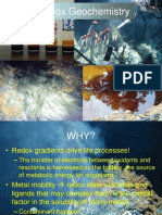 Redox geochemistry.ppt