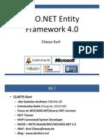 ADO.net Entity Framework 4.0