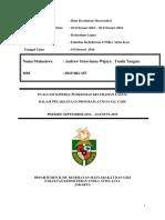 Cover Dan Daftar Isi PBL Gizi
