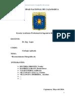 Infome-De Geologia Aplicada