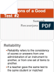 5. Conditions of a Good Test #2.pptx