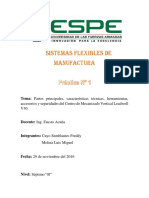 Sistemas Flexibles de Manufactura