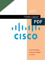 Ensayo Cisco