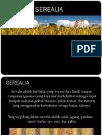 Bab 3. Serealia