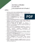 Prepatracion Para La Prueba Estudio de Caso 2017
