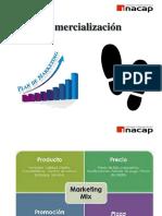 1.1 Comercialización- Segmentación