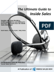 The Ultimate Guide to Inside Sales