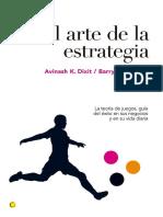 El arte de la estrategia Avinash Dixit y Barry Nalebuff.pdf