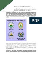 La Historia de El Salvador en 5 Páginas