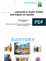 2015 Chemical Impact Coffee