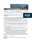 Pa Environment Digest Jan. 8, 2018