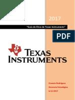 Caso Texas Instruments