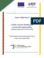 Tunis E-Skills Report