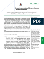 Biliary Atresia and Other Cholestatic Childhood Diseases- Advances and Future Challenges