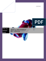 Brain Machine Interface Project Report
