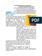 Activacion Farmacologica de La Proteina p53