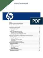 HP BladeSistem C-Class Architecture