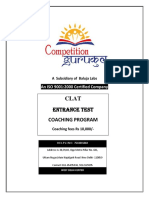 Best Clat Coaching in Janakpuri, Delhi
