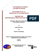 (CGPR _ 82) Nathaniel Bradley and Daniel R. VandenBerge-Beginners Guide for Geotechnical Finite Element Analyses-Center for Geotechnical Practice and Research (2015)