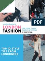 london lookbook