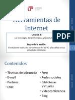 Herramientas de Internet 24716