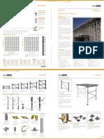 Alum a Frame Product Sheet