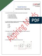 Instrumentation Engg