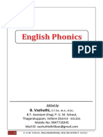 RK English Phonics
