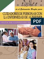 Alzheimer play book Spanish