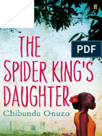 Chibundu Onuzo - The Spider King's Daughter