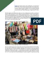 An Đông Khu Chợ Nổi Tiếng Có Một Không Hai Tại Sài Gòn