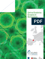 Centros Europeos de Biotecnologia