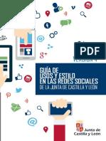 Guia Usos Redes Sociales